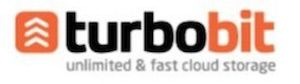 Logo von turbobit in orange
