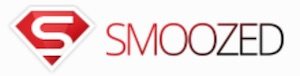 Logo des Anbieter Smoozed in rot